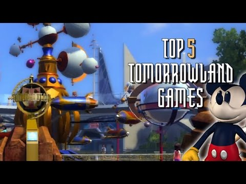 The Top 5 Tomorrowland Games