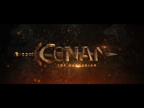 Hollywood Movie Title Series - Conan - After Effects Tutorial