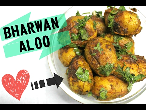 Crispy Bharwan Aloo Recipe || Easy recipe with a Tasty Twist
