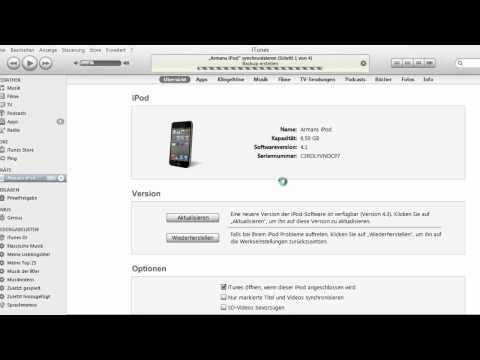 iOS 4.3 Firmware Update für iPhone,iPod Touch & iPad