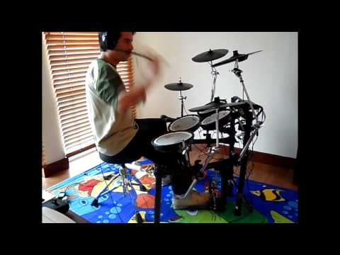 The White Stripes - Seven Nation Army beginner drum cover