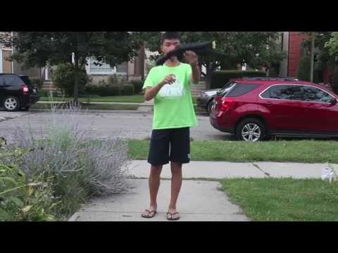 Nerf Roughcut Shotgun Modification + Paintjob