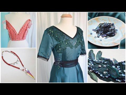 Weekly Progress Log #9 : Sewing & Costumery
