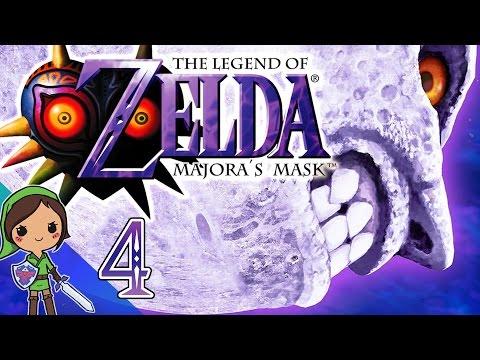 Enter the Woodfall Temple | The Legend of Zelda: Majora's Mask [Pt.4]