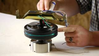 How to Fix a Ceiling Fan With a Slow Motor : Ceiling Fan Maintenance