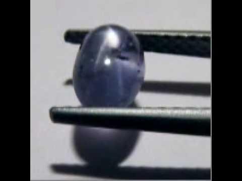 2.26-Carat Star Sapphire