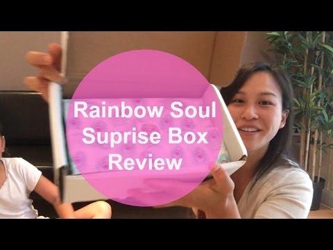 Unboxing Rainbow Soul Surprise Box
