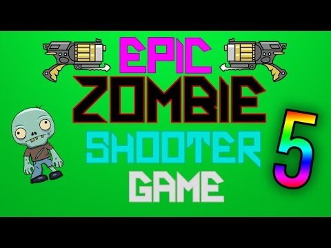 Scratch Tutorial: How to Create an Epic Zombie Shooter Game! (Part 5)