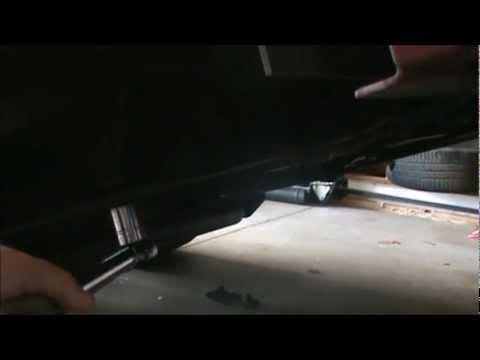 zero turn mower blade change with impact gun
