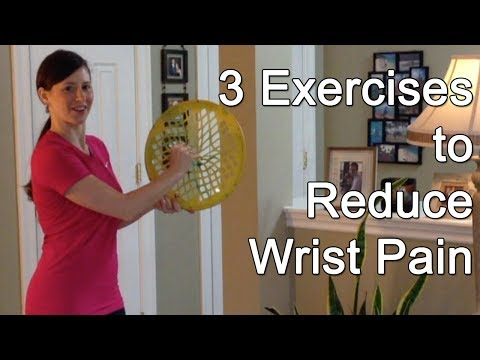 3 Exercises to Reduce Wrist Pain from Typing