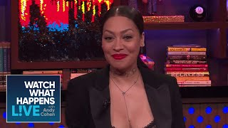 la la anthony dishes on beyonces push party wwhl