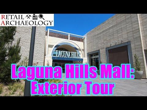 Laguna Hills Mall: Exterior Tour Of A SoCal Dead Mall | Retail Archaeology