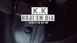 "Nicholas Ft Minigod Ft Makavera- Hoji Em Dia  prod.cuchibeatz Mixtape ""diferenti"""
