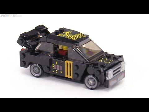 Working RC LEGO drift car that drives! 🚗