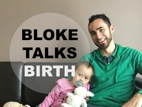 DAD ANSWERS BIRTH QUESTIONS #BlokesTalkBirth #DadBirthStories