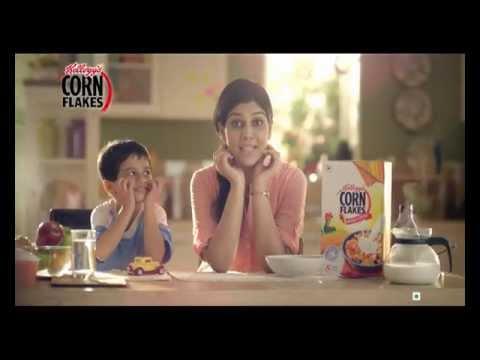 Kellogg's Corn Flakes - Hot Milk - Your Way TVC
