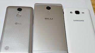 Best Phones Under $100!