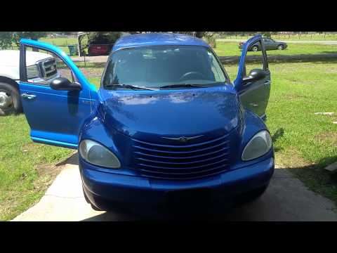 How to replace heater core pt cruiser part 1