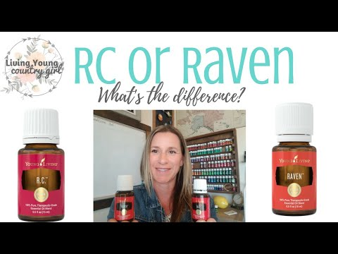 RC & Raven : What's the diffrence???