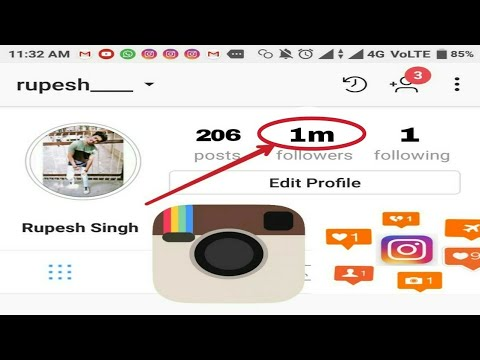 How to get 1000 followers in 5 minutes with 100 % proof | Technical Planet