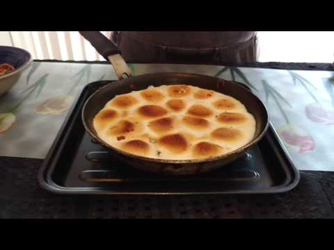 S'mores Dip with Nutella  DD