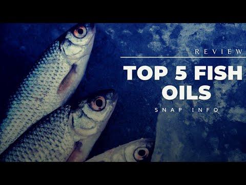 Top 5 | FISH OILS | in 2018