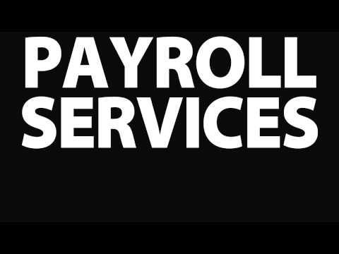Payroll services : Payroll service provider