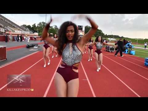 Texas Southern University Marching Band - Marching In - 2017