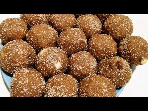 ગુજરાતી ચુરમા નાં લાડવા||churma ladoo recipe step by step