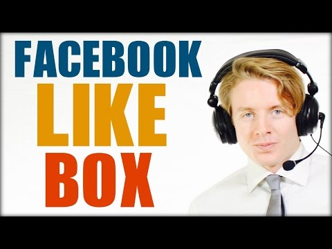 How to Add Facebook Like Box in Wordpress 2016