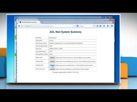 How to Fix Freezing issues in AOL® Mail