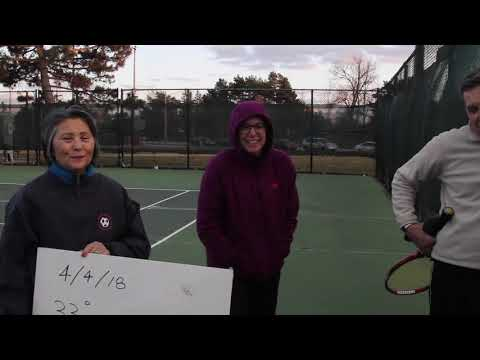Cold Weather Tennis 04-04-18