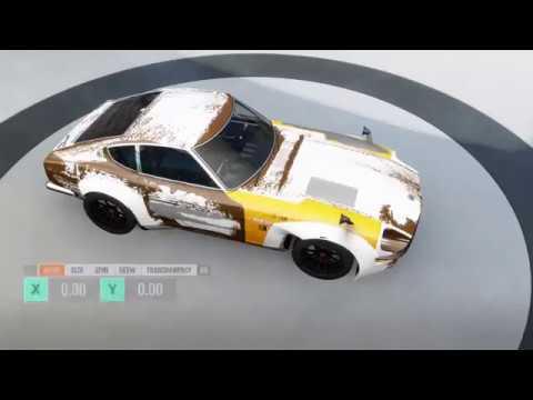 Forza Horizon 3 Rust Time Lapse