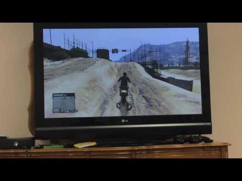 Gta 5 online and offline motocross track location version 1