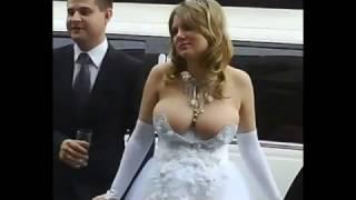 اسوء واغرب فساتين زفاف فى العالم