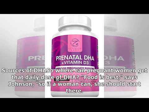 DHA in Pregnancy: Should You Supplement?