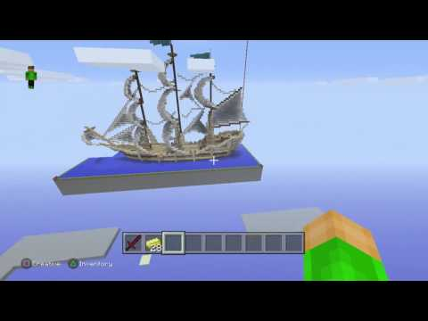 Minecraft PS3  modded badwars server download out now!!!!!