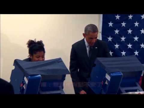 「歐巴馬 別碰我女友!」--蘋果日報 20141023