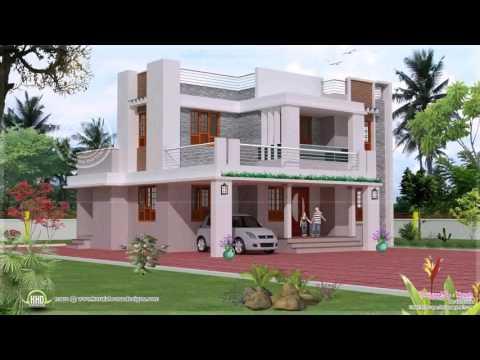Duplex House Exterior Design Pictures In India