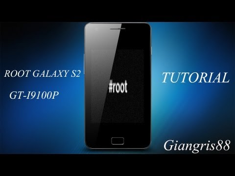 Root Galaxy S2 I9100P senza perdere NFC Jelly bean 4.1.2