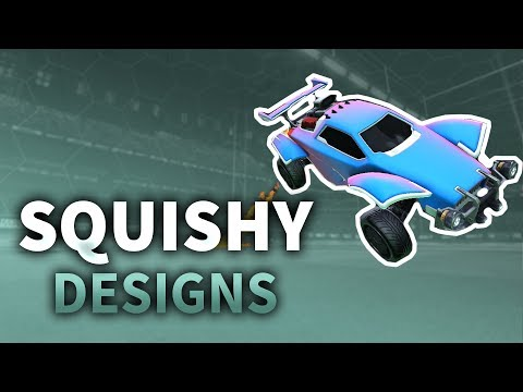 SQUISHY DESIGNS - Car Colors and Designs - Pro Player Designs