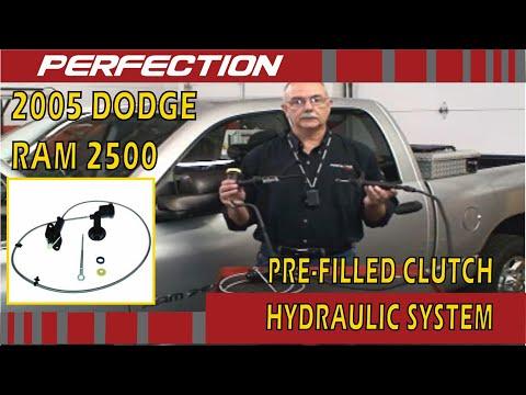 Dodge Pre Filled Clutch Hydraulic System