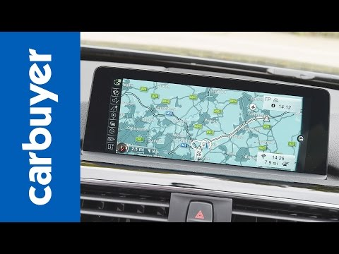 BMW iDrive review: in-car tech supertest