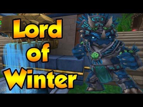 Wizard101: 98 Ice Pet Quest