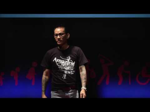 After 10 years in prison for a life of destruction, I chose to create | Barry Yeow | TEDxNTU