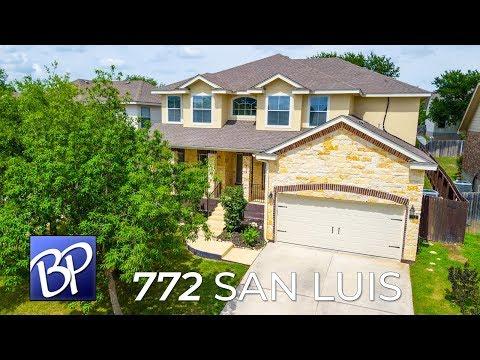 For Sale: 772 San Luis, New Braunfels, Texas 78132