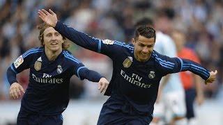 Celta 1-4 Real Madrid | Goals | COPE | 2017