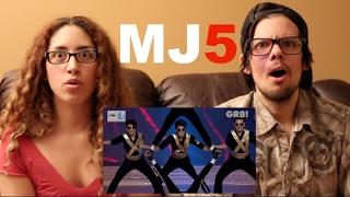 MJ5 ITA Awards American Reaction!