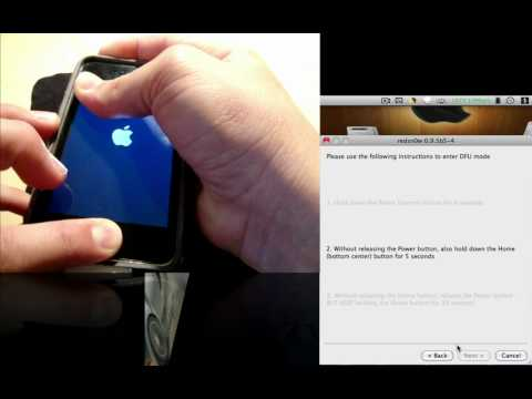 How to Jailbreak, Unlock, Enable Multitasking & Home Screen Wallpaper for iOS 4.0/4.0.1 Final