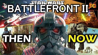 STAR WARS BATTLEFRONT 2 | AN AMAZING COMEBACK! How Dice Made SW Battlefront 2 A Must Buy In 2019!